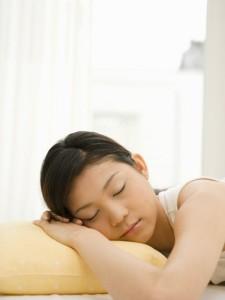 en sommeil
